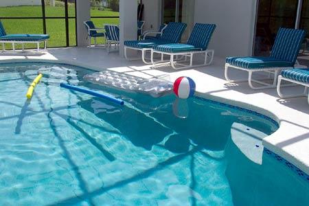 Self Catering Swimming Pool Orlando Central Florida Usa My Florida Villa